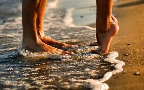 Feetinsand